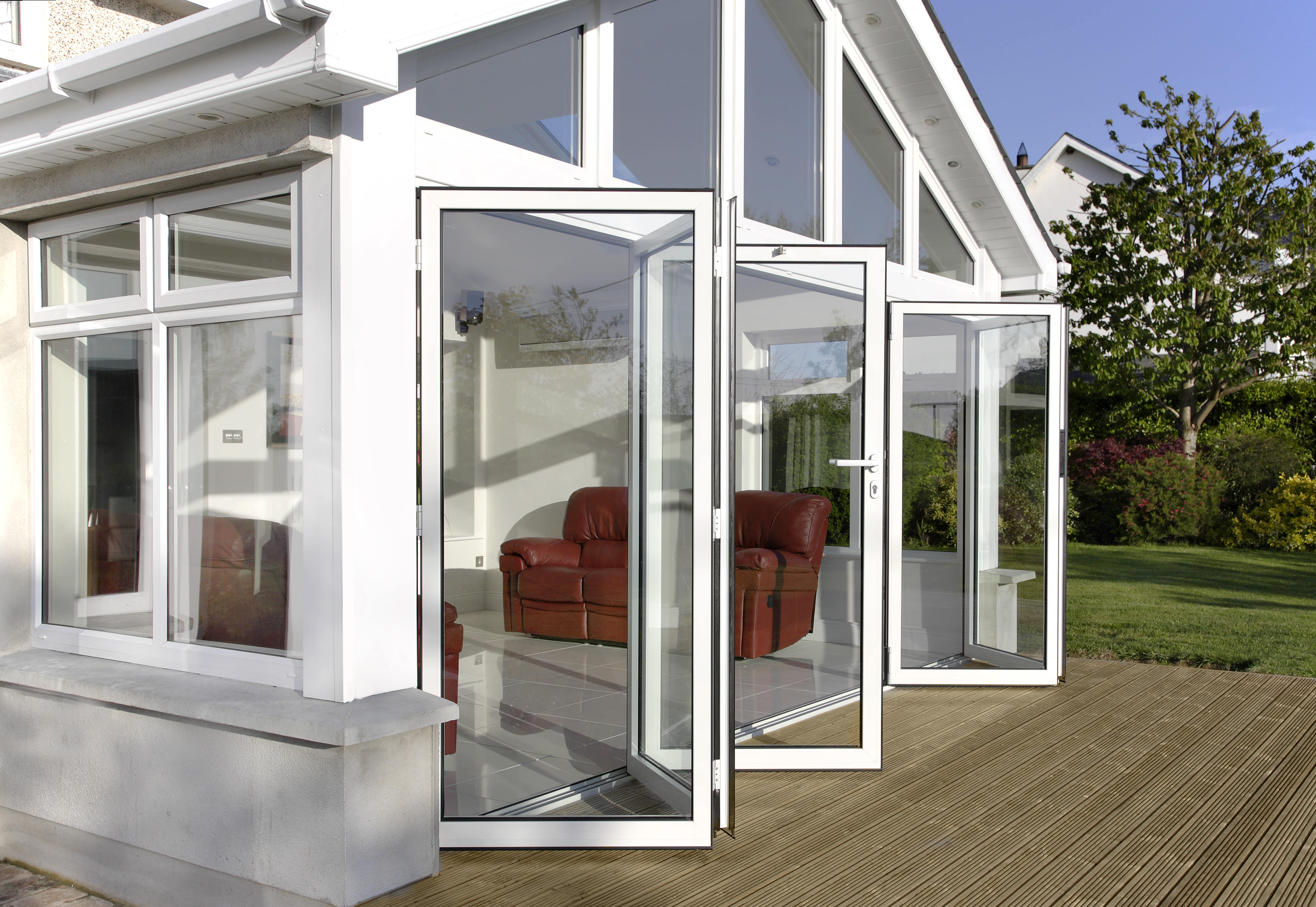 uPVC Bi-Fold Doors Guildford